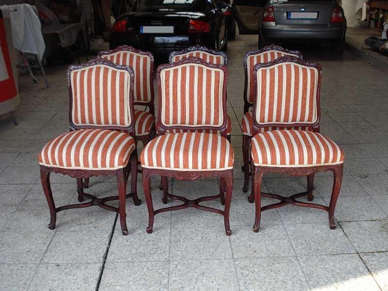 Tapizado de muebles en cantabria tapicer as royfu - Tapicerias en santander ...